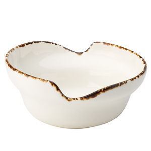 Utopia Umbra Irregular Bowl 6.3inch / 16cm