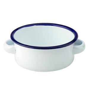 Eagle Enamel Casserole Dish 5.5inch / 14cm