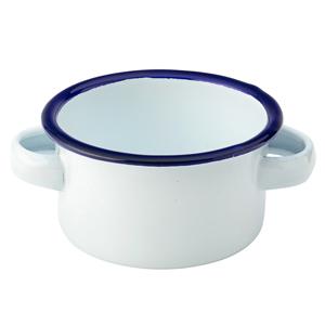 Eagle Enamel Mini Casserole Dish 3.3inch / 8.5cm
