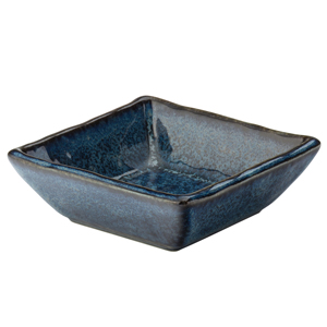 Utopia Azure Square Dishes 3.5inch /  9cm