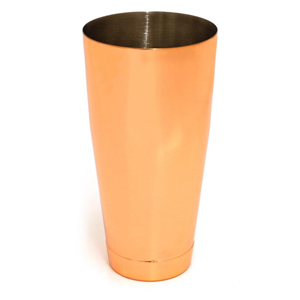 Bonzer Copper Boston Shaker 28oz / 750ml