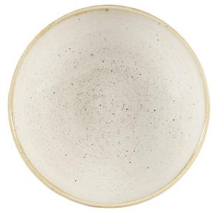 Churchill Stonecast Nutmeg Cream Coupe Large Bowl 12inch / 31cm