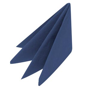 Swantex Indigo Napkins 33cm 2ply Case Of 2000