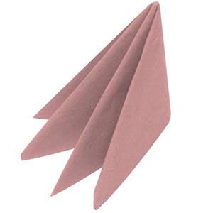 Swantex Pink Napkins 33cm 2ply
