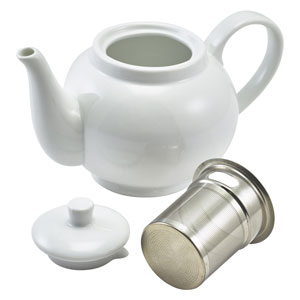 Royal Genware Teapot with Infuser 16oz / 450ml