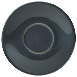 Royal Genware Saucer Grey 5inch / 13.5cm