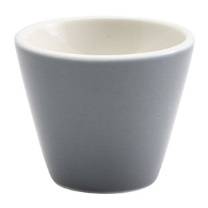 Royal Genware Conical Bowl Graphite 2.4inch / 6cm