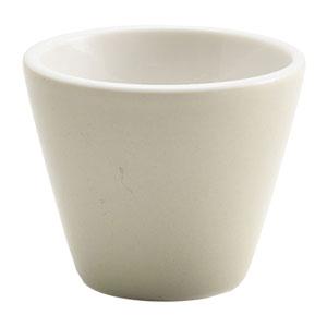Royal Genware Conical Bowl Pebble 2.4inch / 6cm