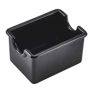 Genware Packet Holder Black