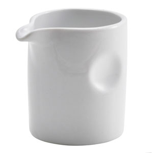 Royal Genware Pinched Solid Milk Jug 3oz / 85ml