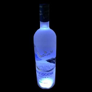 LED Bottle Glorifiers White