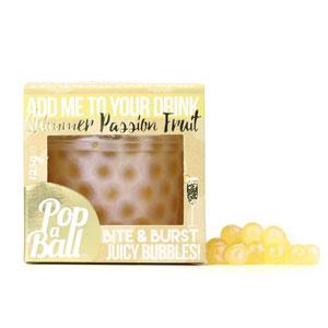 Shimmer Passionfruit Bubbles