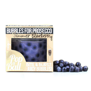Shimmer Blueberry Bubbles