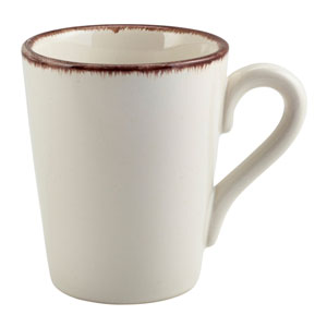 Terra Stoneware Sereno Brown Mug 11.25oz / 320ml