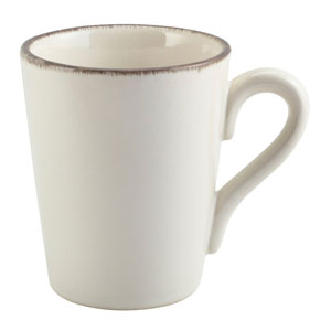 Terra Stoneware Sereno Grey Mug 11.25oz / 320ml