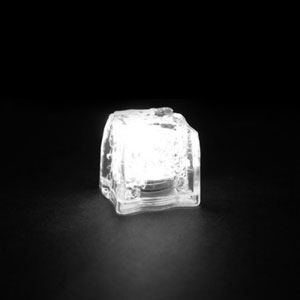 LED Ice Cubes White