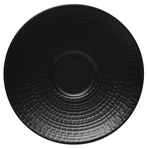 Modulo Nature Saucers Black 4.9inch / 12.5cm
