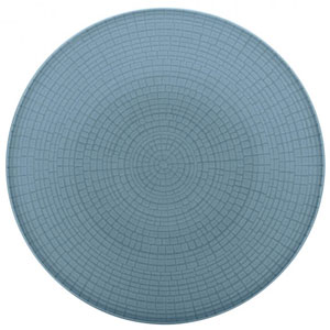 "Modulo Nature Plates Blue 11"" / 28cm"