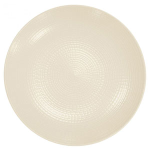 "Modulo Nature Plates Cream 8"" / 21cm"