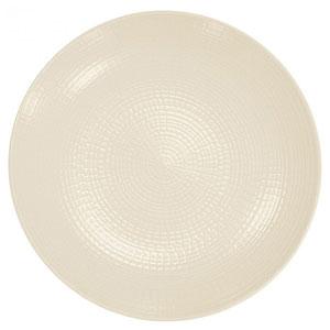 """Modulo Nature Plates Cream 11"""" / 28cm"""