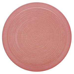 "Bahia Round Dinner Plates Pink Sand 10.2"" / 26cm"