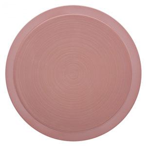 "Bahia Round Dinner Plates Pink Sand 11.4"" / 29cm"
