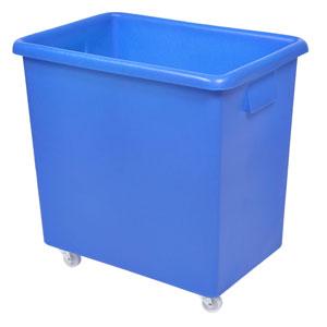 Recycled Bottle Skip 135ltr Blue