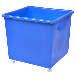 Recycled Bottle Skip 185ltr Blue
