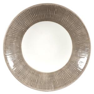 Churchill Bamboo Dusk Deep Coupe Plate 10inch / 25.5cm
