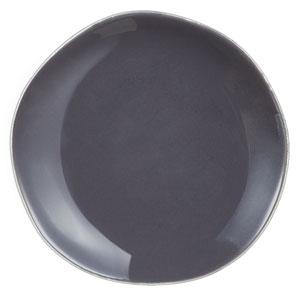 Rocaleo Dark Grey Plate 6.2inch / 16cm
