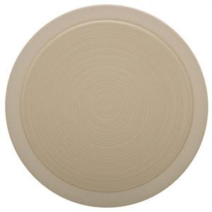 "Bahia Round Dinner Plates Beige Dune 9"" / 23cm"
