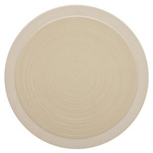 "Bahia Round Dinner Plates Beige Dune 10.2"" / 26cm"