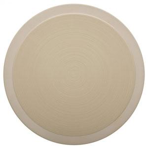 Bahia Round Dinner Plates Beige Dune 11.4inch / 29cm
