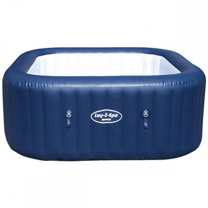 Lay Z Spa Hawaii Airjet Inflatable Body & Ground Mat