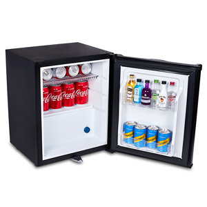 Frostbite Zero Degrees Mini Bar 20ltr Black