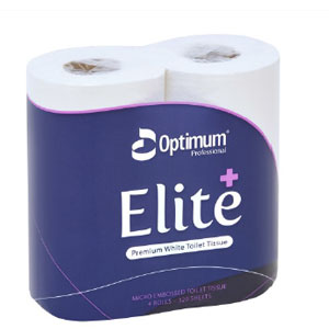 Elite + Micro Embossed Conventional Toilet Roll