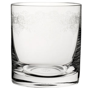 Filigree Old Fashioned Tumbler 10oz / 280ml