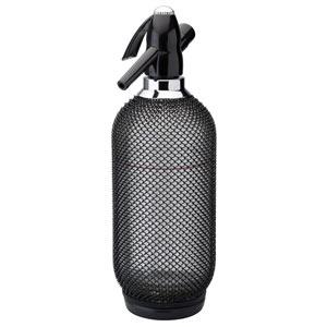 Harlequin Black Soda Syphon 1ltr