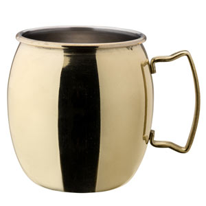 Gold Mug 17oz / 480ml