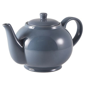 Royal Genware Teapot Grey 30oz / 850ml