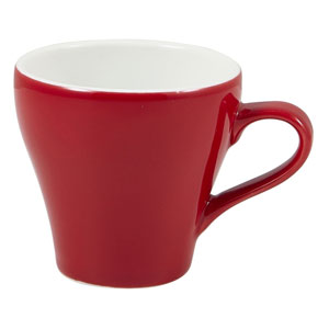 Royal Genware Tulip Cup Red 3oz / 90ml