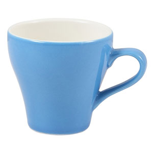 Royal Genware Tulip Cup Blue 3oz / 90ml
