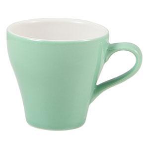 Royal Genware Tulip Cup Green 3oz / 90ml