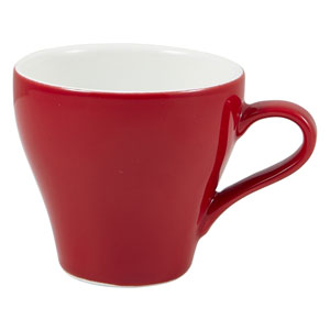 Royal Genware Tulip Cup Red 6.25oz / 180ml