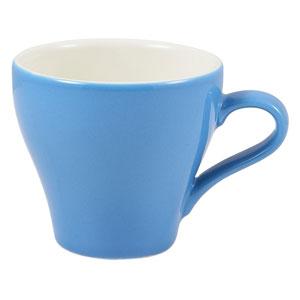 Royal Genware Tulip Cup Blue 6.25oz / 180ml