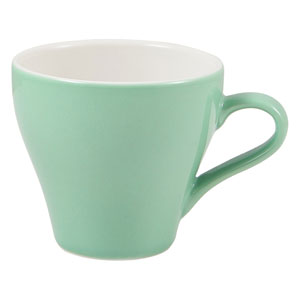 Royal Genware Tulip Cup Green 6.25oz / 180ml