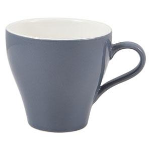 Royal Genware Tulip Cup Grey 10oz / 280ml