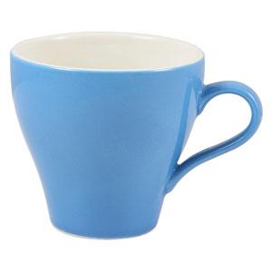 Royal Genware Tulip Cup Blue 10oz / 280ml