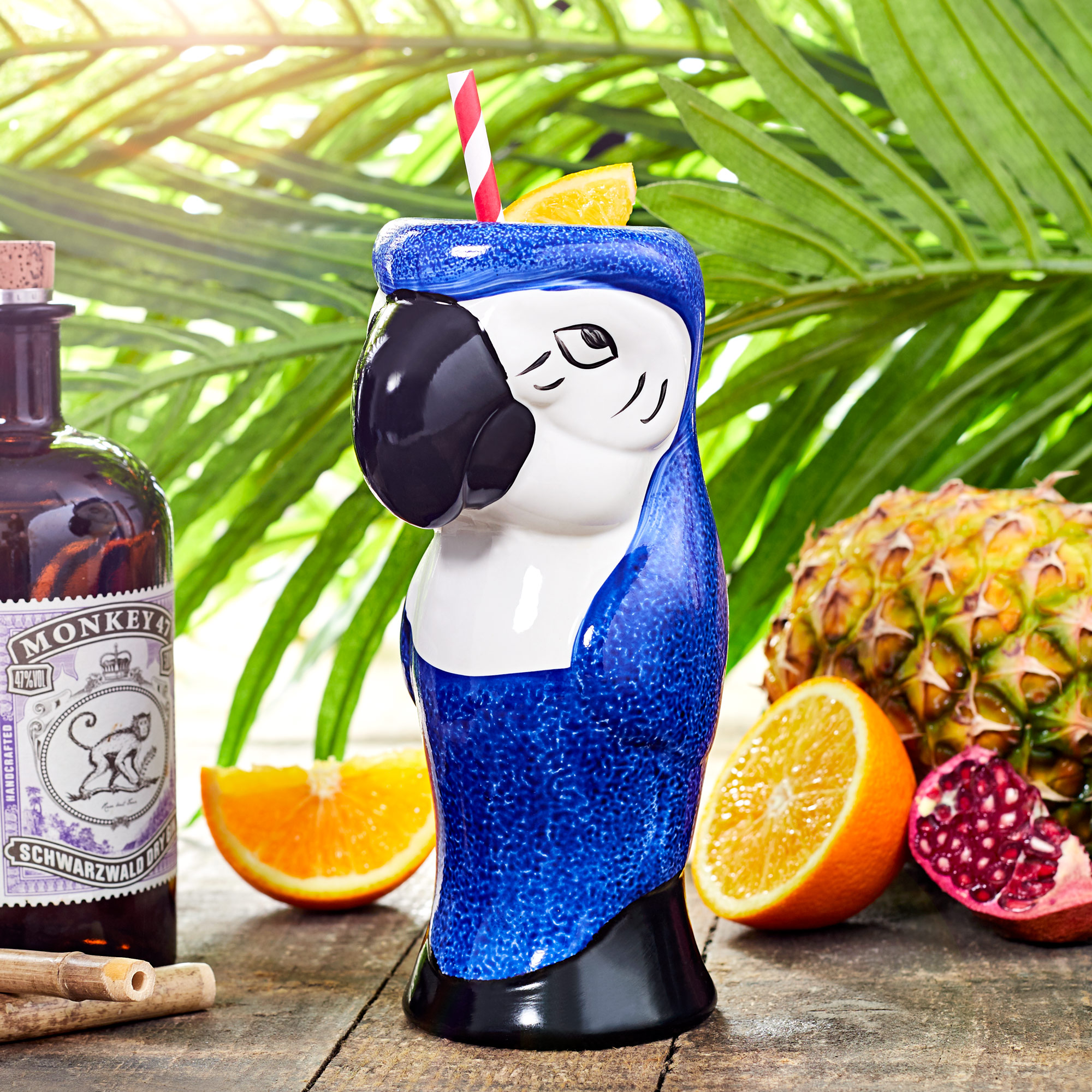 Ceramic Cocktail Mug At Drinkstuff Com