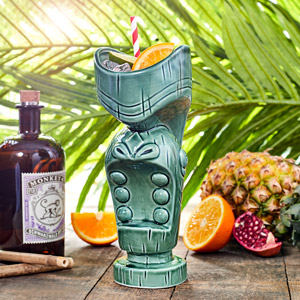 Mouth Tiki Mug 21oz / 600ml